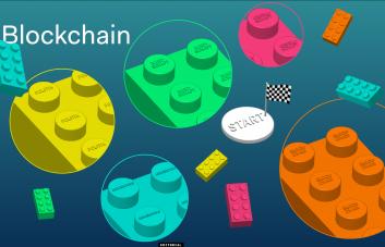 Screenshot der Blockchain-Startseite